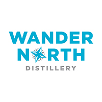 Wander North Distillery logo